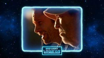Bud Light TV Spot, 'Legends: Fishing Trip' Featuring Rob Roy Fitzgerald - Thumbnail 6