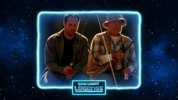 Bud Light TV Spot, 'Legends: Fishing Trip' Featuring Rob Roy Fitzgerald - Thumbnail 8