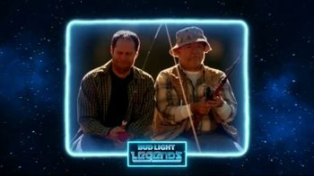 Bud Light TV Spot, 'Legends: Fishing Trip' Featuring Rob Roy Fitzgerald - 2 commercial airings