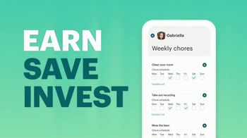 Greenlight Financial Technology TV Spot, 'New Year: Earn, Save and Invest' - Thumbnail 3