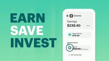 Greenlight Financial Technology TV Spot, 'New Year: Earn, Save and Invest' - Thumbnail 4