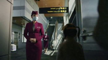 Qatar Airways TV Spot, 'Welcome to Our Home'
