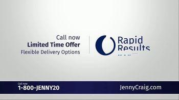 Jenny Craig Rapid Results Max TV Spot, 'Couples' - Thumbnail 8