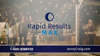 Jenny Craig Rapid Results Max TV Spot, 'Couples' - Thumbnail 5
