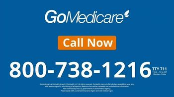 GoMedicare TV Spot, 'Added Back: Eligible' - Thumbnail 10