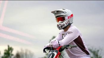 FLY Racing TV Spot, 'Lite Copper LE' featuring Justin Brayton - 25 commercial airings