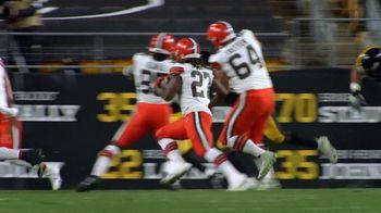 TurboTax Live TV Spot, 'NFL Handoff of the Week: Baker Mayfield' - 2 commercial airings