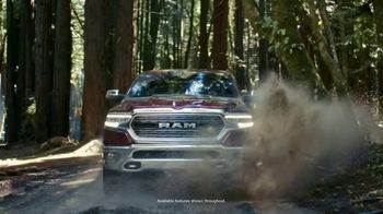 Ram Trucks TV Spot, 'Never Been Done Before' Song by Foo Fighters [T2]