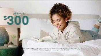 Ashley HomeStore Sale + Clearance Weekend Mattress Event TV Spot, '$300 Ashley Cash' - Thumbnail 7