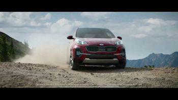 2021 Kia Sportage TV Spot, 'Mountain' [T1] - Thumbnail 4