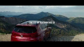 2021 Kia Sportage TV Spot, 'Mountain' [T1] - Thumbnail 6