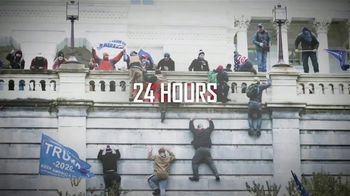 Hulu TV Spot, '24 Hours: Assault on the Capitol'