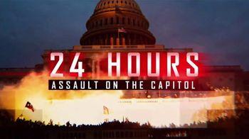 Hulu TV Spot, '24 Hours: Assault on the Capitol' - Thumbnail 7