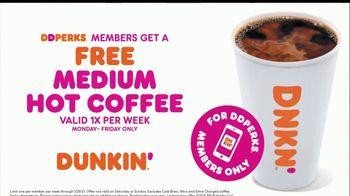 Dunkin' TV Spot, 'A Cup of Normal' - Thumbnail 9