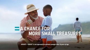 Opdivo + Yervoy TV Spot, 'A Chance for More'