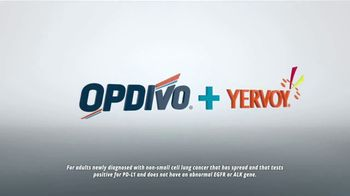 Opdivo + Yervoy TV Spot, 'A Chance for More Horizons' - Thumbnail 2