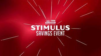 Tire Kingdom Stimulus Savings Event TV Spot, 'Mail-in Rebate: Continental Tires' - Thumbnail 1