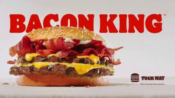 Burger King Bacon King TV Spot, 'Resolutions'