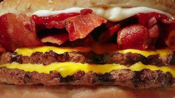 Burger King Bacon King TV Spot, 'Resolutions' - Thumbnail 7