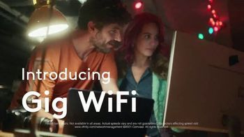 XFINITY Gig Wifi TV Spot, 'Breaking the Gig Barrier' - Thumbnail 9