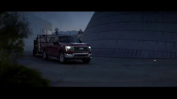 2021 Ford F-150 TV Spot, \'Work It Out\' Featuring D-Nice [T1]