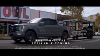 2021 Ford F-150 TV Spot, 'Work It Out' Featuring D-Nice [T1]