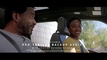 2021 Ford F-150 TV Spot, 'Work It Out' Featuring D-Nice [T1] - Thumbnail 5