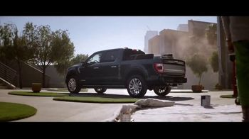 2021 Ford F-150 TV Spot, 'Work It Out' Featuring D-Nice [T1] - Thumbnail 6