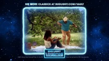 Bud Light TV Spot, 'Legends: Picnic' Featuring Cedric the Entertainer - Thumbnail 9