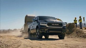 Ram Trucks TV Spot, 'Like Never Before' Song by Foo Fighters [T1]