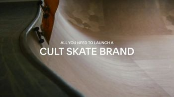 Squarespace TV Spot, 'All You Need to Launch a Cult Skate Brand' - Thumbnail 2