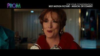 Netflix TV Spot, 'The Prom' Song by Jo Ellen Pellman, Ariana DeBose - 72 commercial airings