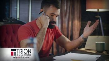 Trion Solutions TV Spot, 'Small Business Owners' - Thumbnail 2