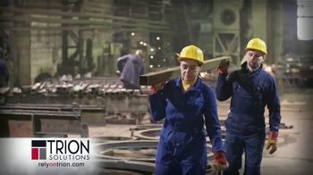 Trion Solutions TV Spot, 'Small Business Owners' - Thumbnail 3