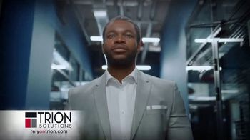 Trion Solutions TV Spot, 'Small Business Owners' - Thumbnail 4