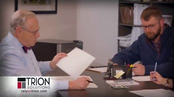 Trion Solutions TV Spot, 'Small Business Owners' - Thumbnail 6