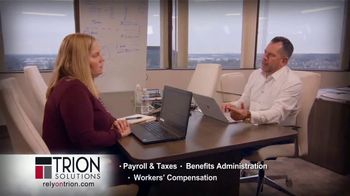 Trion Solutions TV Spot, 'Small Business Owners' - Thumbnail 7