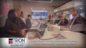 Trion Solutions TV Spot, 'Small Business Owners' - Thumbnail 8