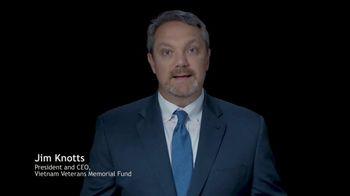 The Vietnam Veterans Memorial Fund TV Spot, 'Agent Orange Exposure and PTSD'
