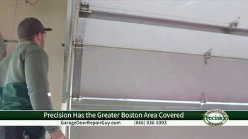 Precision Door Service TV Spot, 'Boston: Great Guys'