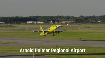 Spirit Airlines TV Spot, 'Resuming Flights Out of Arnold Palmer Regional Airport' - Thumbnail 2