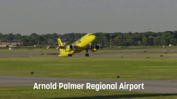 Spirit Airlines TV Spot, 'Resuming Flights Out of Arnold Palmer Regional Airport' - Thumbnail 4