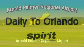 Spirit Airlines TV Spot, 'Resuming Flights Out of Arnold Palmer Regional Airport' - Thumbnail 5
