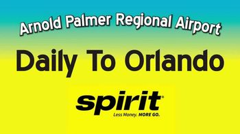 Spirit Airlines TV Spot, 'Resuming Flights Out of Arnold Palmer Regional Airport' - Thumbnail 6
