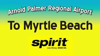 Spirit Airlines TV Spot, 'Resuming Flights Out of Arnold Palmer Regional Airport' - Thumbnail 7