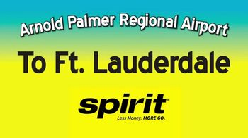 Spirit Airlines TV Spot, 'Resuming Flights Out of Arnold Palmer Regional Airport' - Thumbnail 8