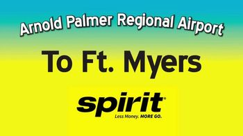 Spirit Airlines TV Spot, 'Resuming Flights Out of Arnold Palmer Regional Airport' - Thumbnail 9