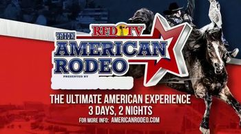 The American Rodeo TV Spot, 'Ultimate Experience: Packages' - Thumbnail 8