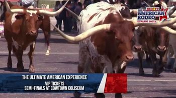 The American Rodeo TV Spot, 'Ultimate Experience: Packages' - Thumbnail 3