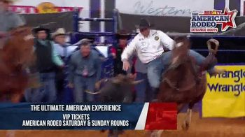 The American Rodeo TV Spot, 'Ultimate Experience: Packages' - Thumbnail 4